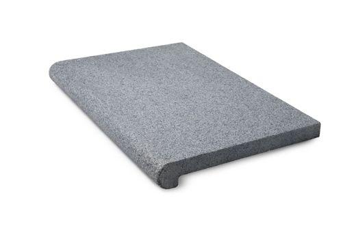 Les margelles les pierres bleues for Margelle piscine grise